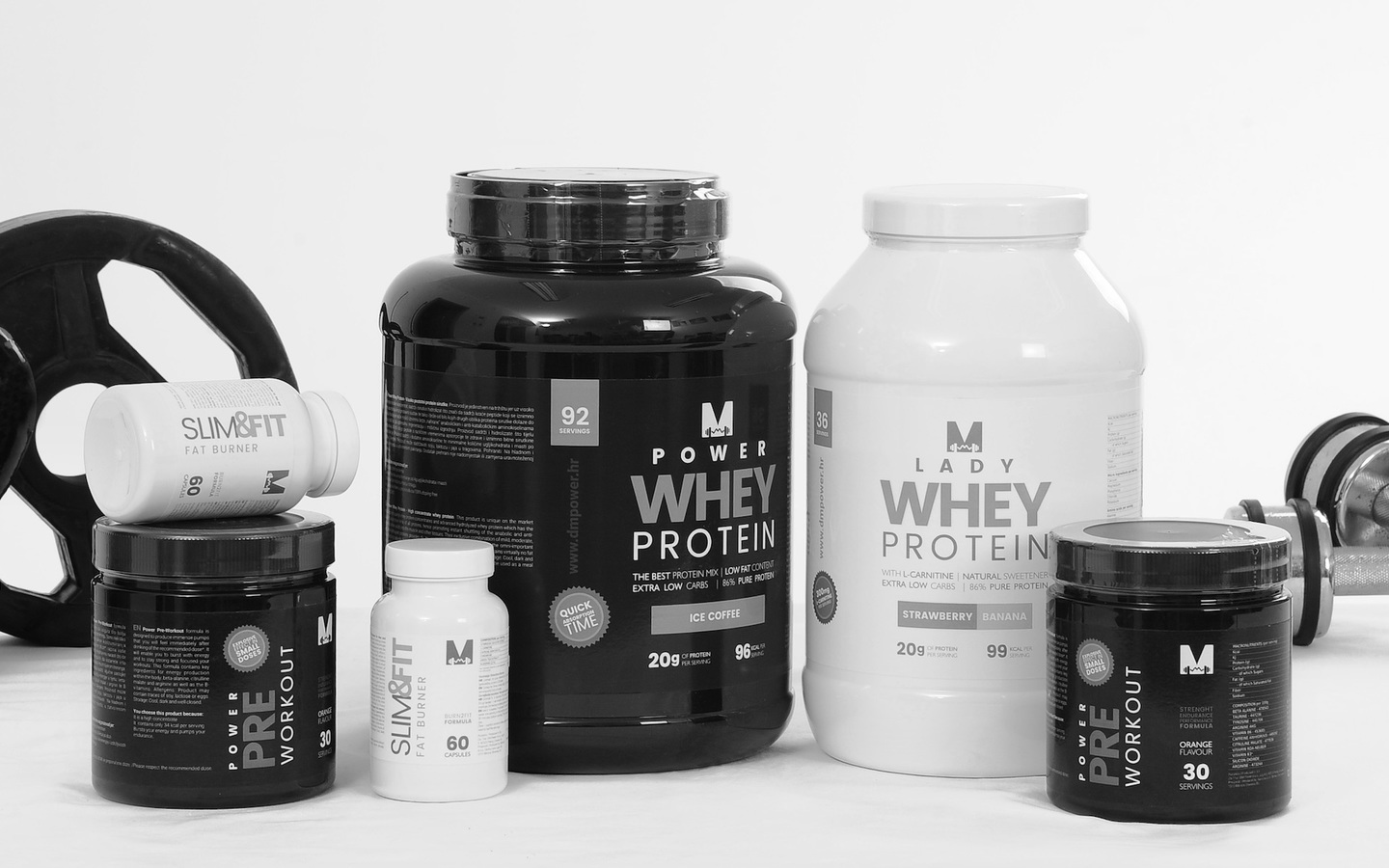 M POWER NUTRITION